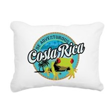 Costa Rica Rectangular Canvas Pillow