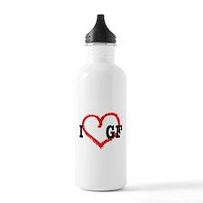 I *heart* GF Water Bottle