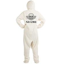 NO GMO Footed Pajamas