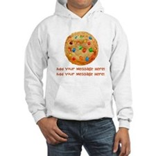 Personalize It, Chocolate Cookie Hoodie