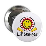 PinKidz Lil Bumper (red) Button