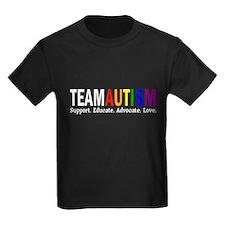 Team Autism (Rainbow) T