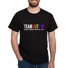 Team Autism (Rainbow) T-Shirt