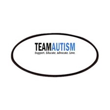 Team Autism (Blue) Patches