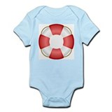 Life Preserver Infant Bodysuit