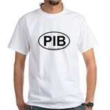 Put-in-Bay Euro Oval - T-Shirt