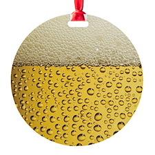 Beer Bubbles Ornament