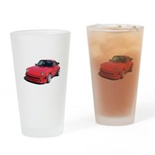 911Turbo Drinking Glass