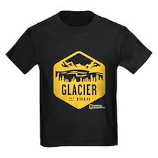 Glacier Kids Dark T-Shirt