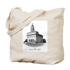 Nauvoo, Illinois Temple Tote Bag