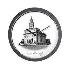 Nauvoo, Illinois Temple Wall Clock