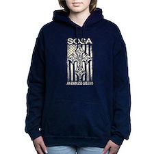 New Aunt 2014 Women's Plus Size V-Neck Dark T-Shir