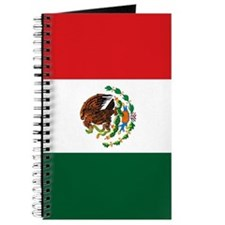 """Mexico Flag"" Journal"