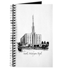 Seattle, Washington Temple Journal