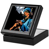 Sideman Keepsake Box