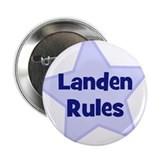 "Landen Rules 2.25"" Button (10 pack)"
