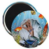 Best Seller Merrow Mermaid Magnet