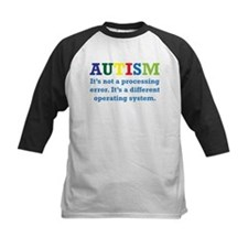 Autism awarness Baseball Jersey