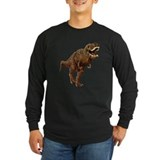 Tyrannosaurus rex Long Sleeve T-Shirt