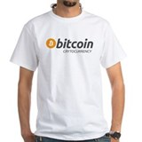 Bitcoin Crytocurrency T-Shirt