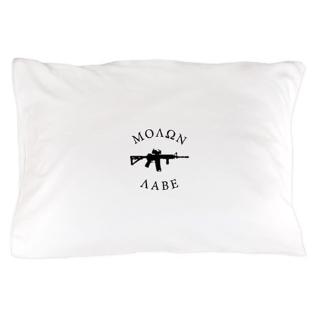 Molon Labe Pillow Case