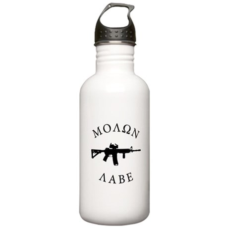 Molon Labe Water Bottle