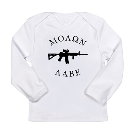 Molon Labe Long Sleeve T-Shirt