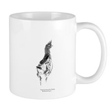 Ruffed Grouse Small Mug