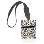 penguinality3.png Luggage Tag