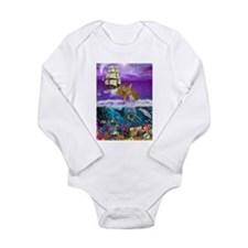 Best Seller Merrow Mermaid Body Suit