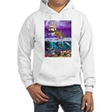 Best Seller Merrow Mermaid Hoodie