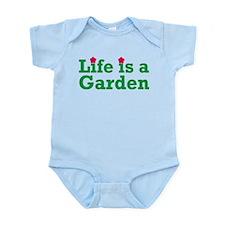 garden Body Suit