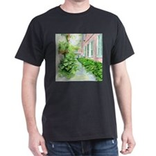New Orleans Courtyard T-Shirt
