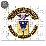 COA - 9th Cavalry Regiment Puzzle