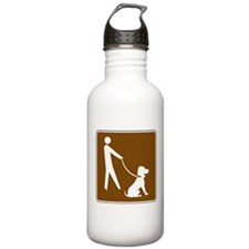 Dog Walker Water Bottle