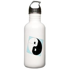 Golden Ratio Yin and Yang Water Bottle