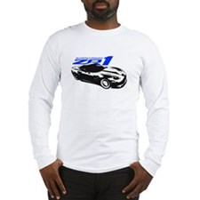Speed C6 Zr1 Long Sleeve T-Shirt