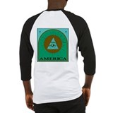 All-Seeing Eye Baseball Jersey