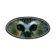 Glaring Owl Patches