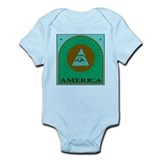 All-Seeing Eye Infant Bodysuit