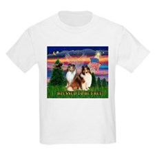 Blessed (#2) with 2 Shelties T-Shirt
