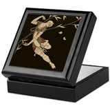 Art Deco Jewelry Box