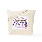 Jazz Violin--It's Electrifyin Tote Bag