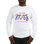 Jazz Violin--It's Electrifyin Long Sleeve T-Shirt