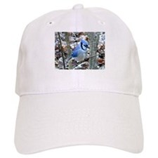 Beautiful BlueJay Baseball Baseball Cap