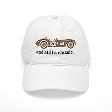 70th Birthday Classic Car Baseball Cap
