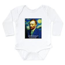 Van Gogh Paint My Dream Body Suit