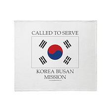 Korea Busan - LDS Mission - Called to Serve - Kore