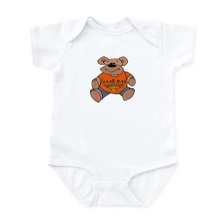 Kwanzaa Bear Infant Bodysuit