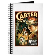 Carter the great Journal